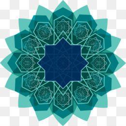 أنماط هندسية إسلامية Png و Psd Free Download ورقة إطار الصورة الممارسات الزوجية الإسلامية Clip Art Vector Pat Islamic Art Floral Artwork Islamic New Year