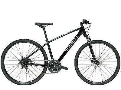 Buy Trek Hybrid Bike 2021 Model Hydraulic Disc Brakes In 2020 Trek Bikes Dual Sport Hybrid Bike