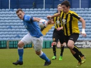 Harrogate Town thrash league leaders Solihull 6-0