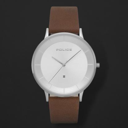 ساعة بوليس فونتانا 15400js Leather Watch Accessories Leather