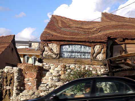 Cool house in Tujunga, CA