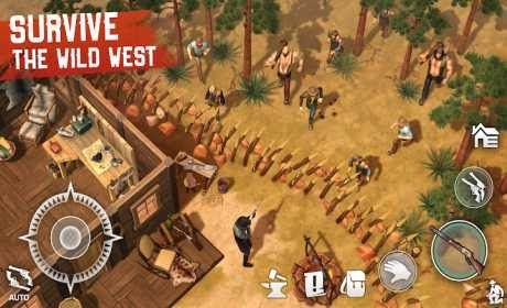 Westland Survival Is A Adventure Game For Android Download The Newest Version Of Westland Survival Apk Mod Data For Android Westland Survival Hunting Crafts