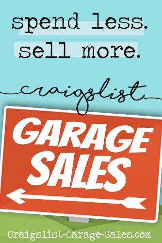 Okc Craigslist Garage Sales Oklahoma City Garage Sale Tips Garage Sales Garage Sale Signs