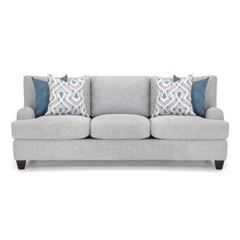 Fairchild Slipcovered Sofa Furniture Living Room Sets Sofa