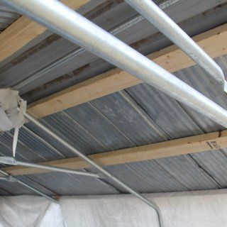 Replace Canvas Roof With Corrugated Steel Corrugated Steel Roofing Steel Roofing Metal Roof