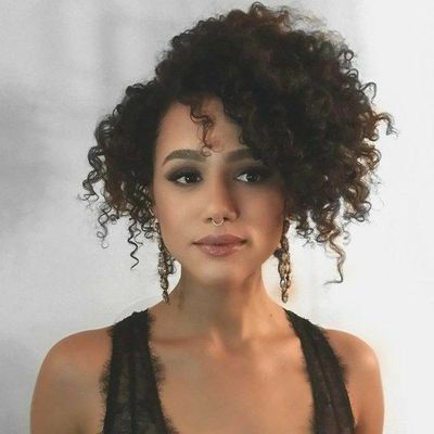 Best Of Nathalie Emmanuel On Twitter Curly Hair Styles Naturally Hair Styles Curly Hair Styles