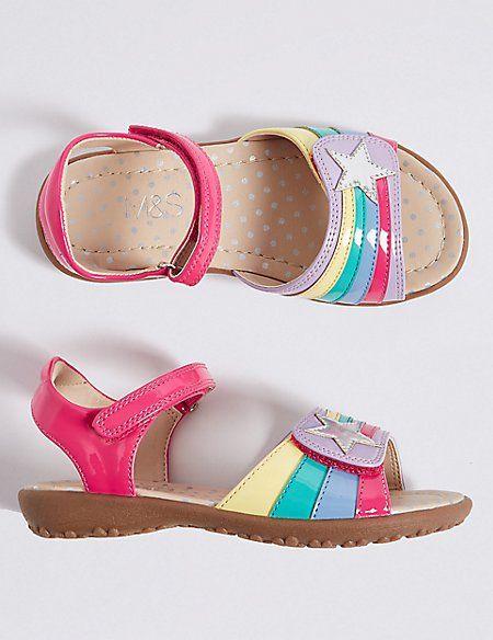 Kids' Riptape Sandals (5 Small - 12