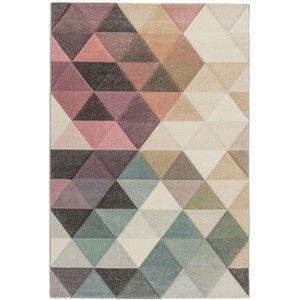 Dywan Gracja Trojkaty 502388 80x150 Castorama Dywany Home Decor Decor Contemporary Rug