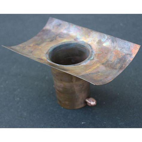 Rain Chain Gutter Installation Kit Copper Half Round How To Install Gutters Rain Rain Barrel