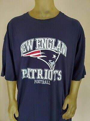 huge discount ef029 05944 New NFL Team Apparel New England Patriots Tee Shirt Size 4XL ...