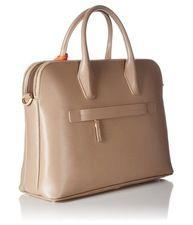 BREE Handtasche mit orangem Touch