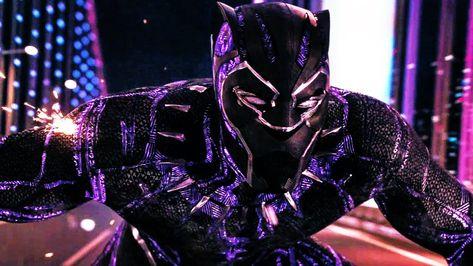 - Black Panther (2018)