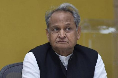 Ashok Gehlot Govt Transfers Seven IAS Officers in Rajasthan #India #Mumbai #Delhi