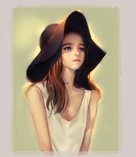 Ilustraciones digital fresco por Xiao Ji
