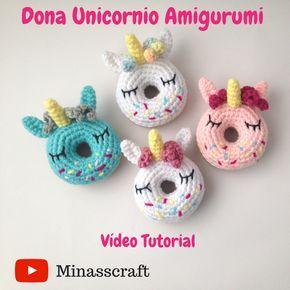 Unicorn macaron amigurumi pattern | Patrones amigurumi, Amigurumi ... | 290x290