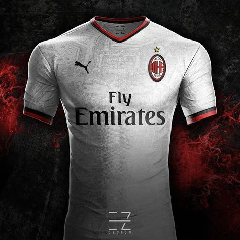 5fe365a84d5a85 Puma, la nuova maglia del Milan 2018/2019. - Youmedia