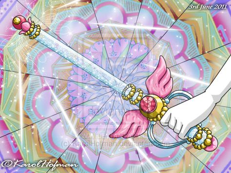 Manga Meditation of Gorgeous Moon by KarolHofman on DeviantArt