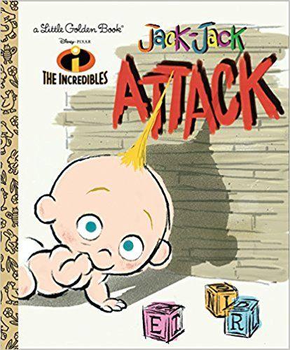 Amazon Fr Jack Jack Attack Disney Pixar The Incredibles