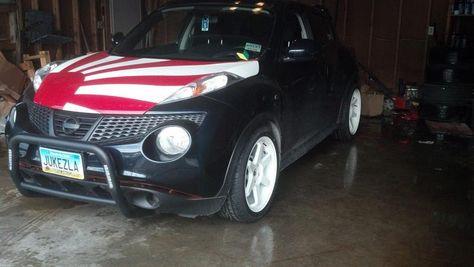 Nissan Juke Tire Size >> Pinterest