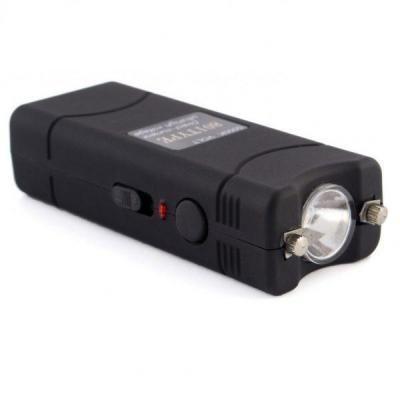 Taser De Poche Electrique Etui Tazer Shocker 5 000 000 Volts Lampe Torche Led Torche Led Securite Maison