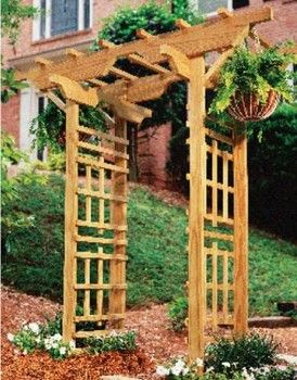 12 Free Diy Arbor Plans To Build Garden Arbors Freeww Com Backyard Projects Diy Outdoor Outdoor Gazebos