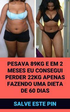 perder peso em 60 dias