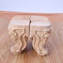 4pcs Lot Various Specifications Wooden Carved Furniture Legs Cupboard Legs Sofa Legs Furniture Feet Cupboard Feet A769 In 2020 Mobelfusse Holz Architektur