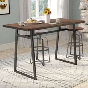 Kitchen Dining Tables You Ll Love Wayfair Counter Height