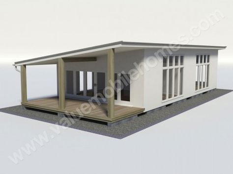Mobile and Park Home Design Collections | Eco, Passive and Pre-fab ...