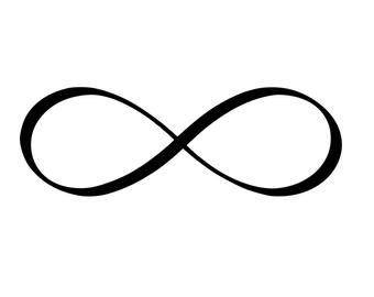 28 Infinity Svg Infinity Symbol Svg Family Infinity Love Infinity Clipart Cricut Vinyl Decal Silhouette Infinity Tattoo Designs Infinity Sign Tattoo Infinity Symbol Art