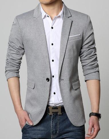 Men S Two Tone Blazer 6 Colors Mens Blazer Jacket Mens Casual Suits Business Casual Men