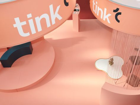 Tink Money2020 Booth design (2018)