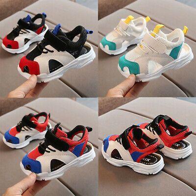 Walking Shoe Sport Sandals Kids Girl Casual Summer Holiday Childrens