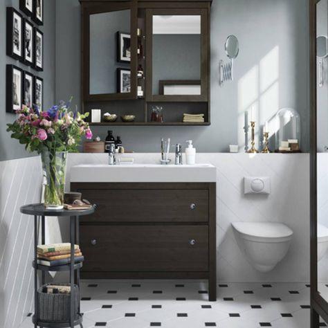 45 idées déco pour la salle de bains | salle d\'eau | Salle ...