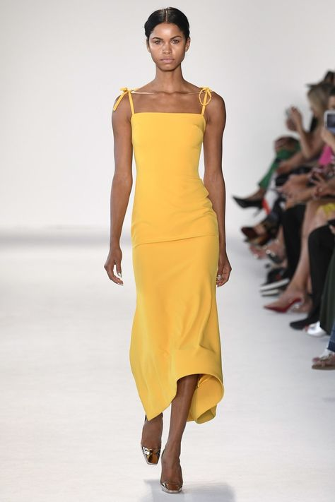 Christian Siriano Spring 2018 Ready To Wear Look 17 - Vivaldi Boutique