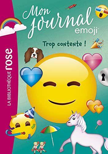 Emoji Tm Mon Journal 03 Trop Contente Telechargement