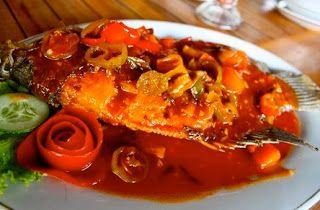 Cara Membuat Ikan Gurame Asam Manis Pedas Cara Membuat Gurame Asam Manis Sederhana Resep Ikan Gurame Asam Manis Resep Ikan Gur Resep Makanan Ikan Resep Masakan