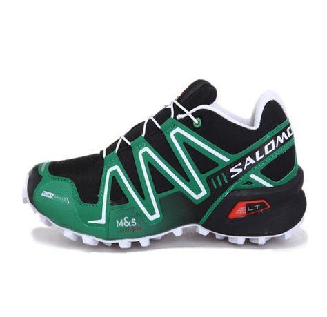 RSS Product Feed :: Chaussures Trail Salomon Running Speedcross 3 Cs Vert Noir Blanc