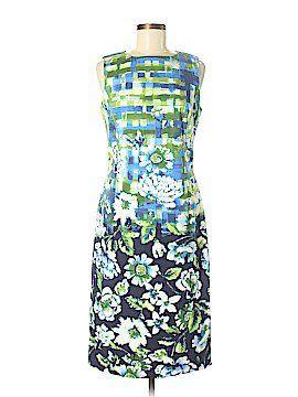 Oscar De La Renta Casual Dress Size 8 Designer Outfits Woman Clothes Design Fashion