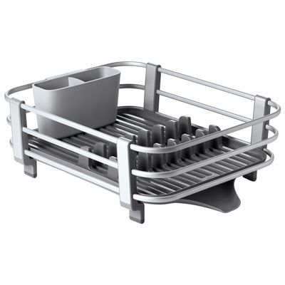 Oxo Good Grips Aluminum Dish Rack Dish Racks Good Grips Rack