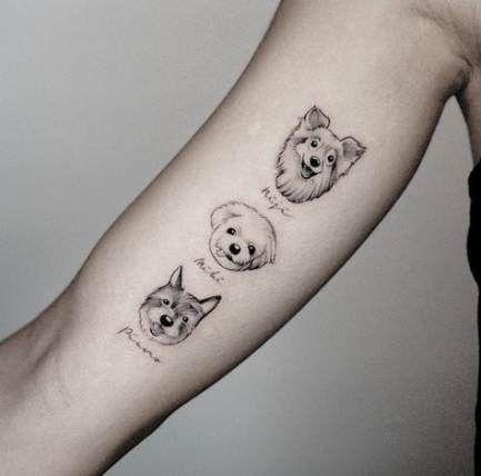 Dogs Tattoo Ideas Maltese 37 Ideas For 2019 Dogs Tattoo Small