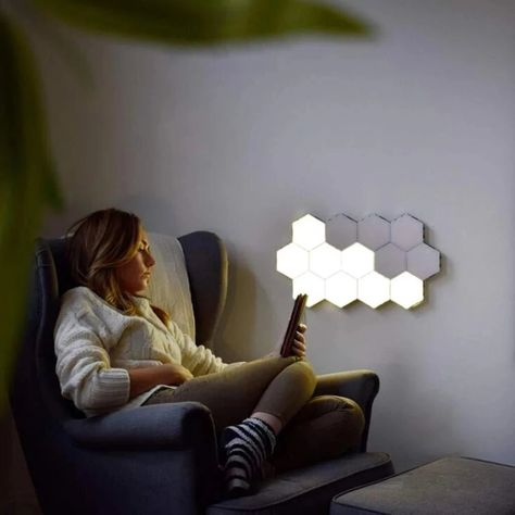 D H Modular Touch Lights Bright Rooms Unique Lamps Relaxation Room