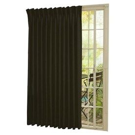 French Door Curtains Lowes Di 2020 Hidup