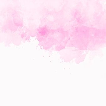 Download Pink Watercolor Texture With Copyspace At The Bottom For