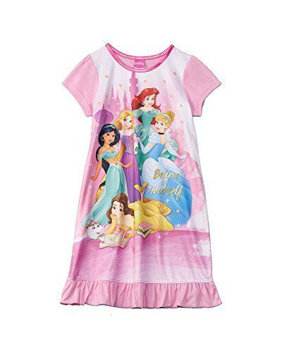 Disney Girls Princess Nightgown
