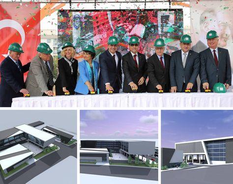 Karsiyaka Nin Universite Hayali Gercek Oldu Karsiyaka Belediyesi Karsiyaka Da Ege Universitesi Saglik Bilimleri Fakultesi Binas Gercekler Universite Insan