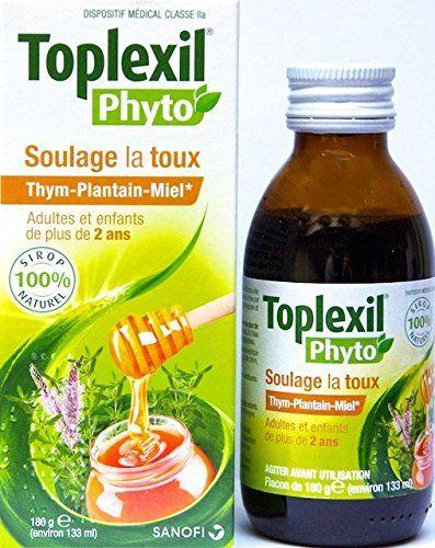 Toplexil لعلاج السعال وتوسيع الشعب الهوائية Healthy Life Healthy Tina
