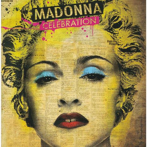 Madonna - Celebration (Deluxe Edition) (CD)
