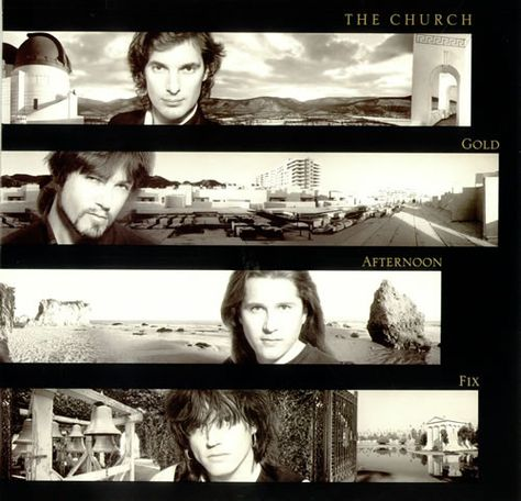 The Church - Gold Afternoon Fix (Vinyl, LP, Album) at Discogs