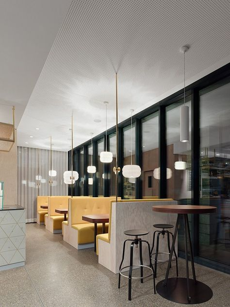 Spiegel Kantine by Ippolito Fleitz Group Identity Architects - designer kantine spiegel magazin